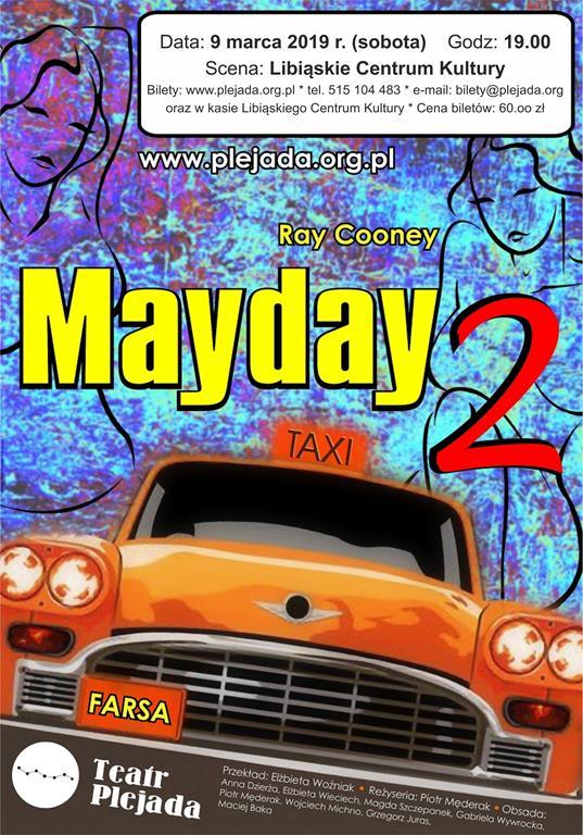 Mayday 2 w LCK