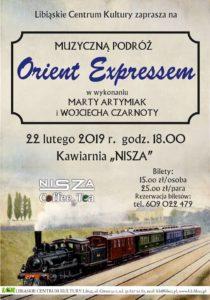 Muzyczna Podróż Orient Expressem
