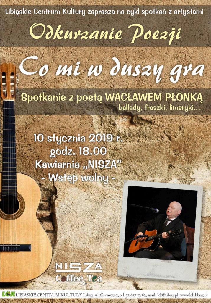 Wacław Płonka w LCK