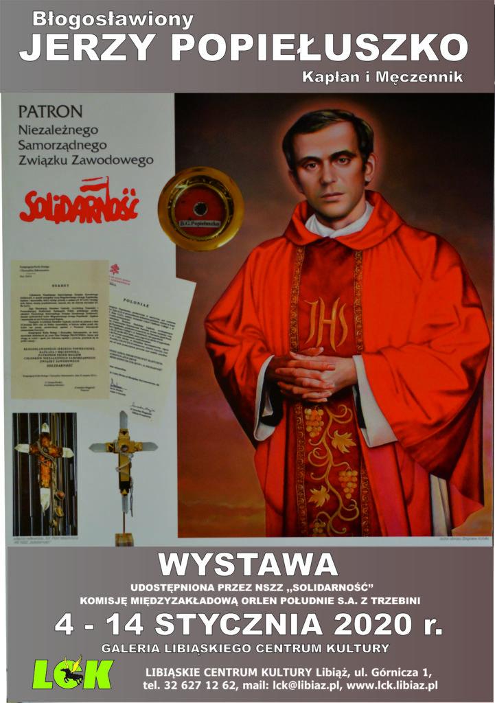 Błogosławiony Jerzy Popiełuszko - kapłan i męczennik