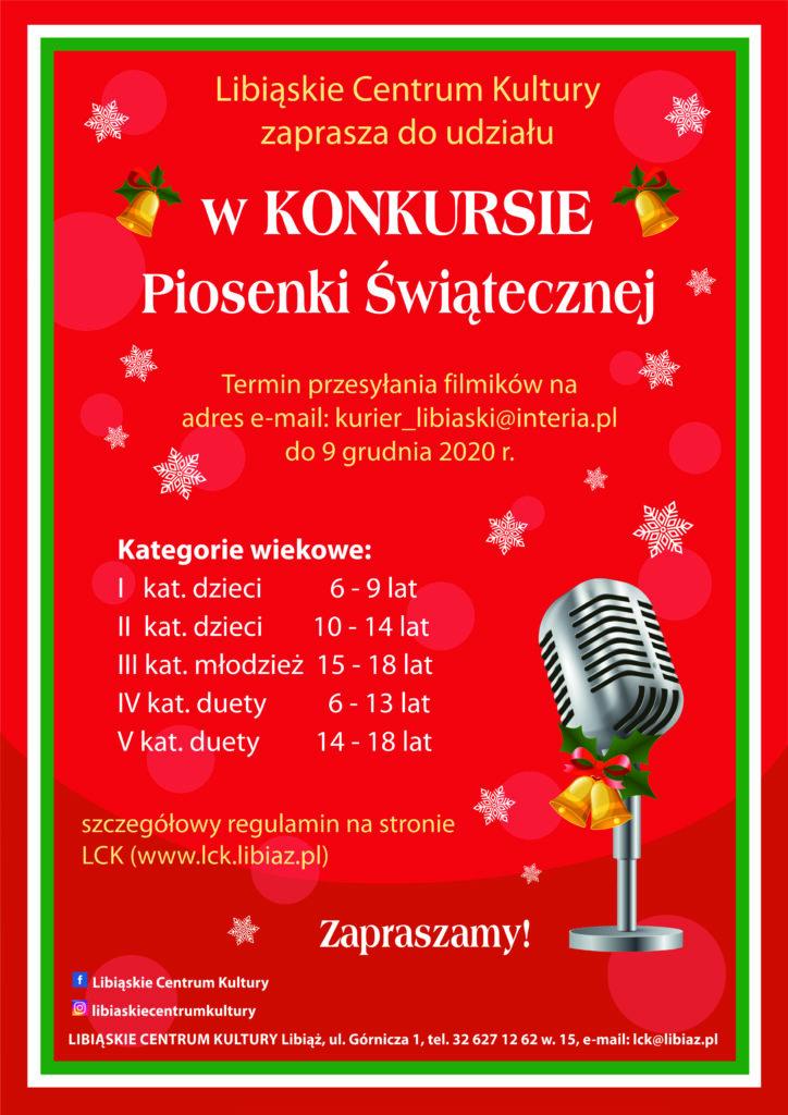 Konkurs Piosenki Świątecznej